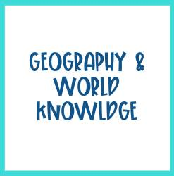 Geography & World Knowledge